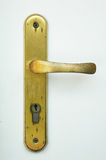 Door handle Stock Image