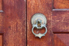 Door handle Royalty Free Stock Image