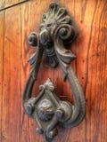 Door handle hammer Royalty Free Stock Photography