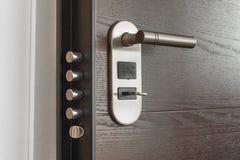 Door, Handle, Key Royalty Free Stock Image