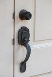 Door Handle And Knob Stock Photography