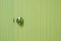 Door handle Stock Image