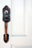 Door handles Stock Image