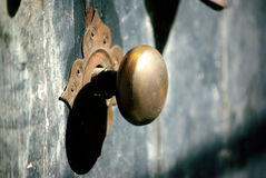 Door handles Royalty Free Stock Photo