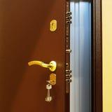 Door handles. Stock Photo