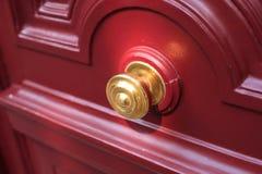Door handles Stock Photography