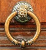Door handles Stock Photos
