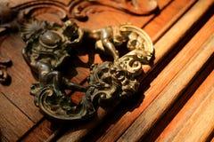 Door handles Royalty Free Stock Images