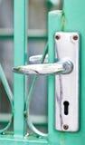 Door Handling. Stock Images