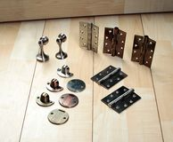 Door hardware Royalty Free Stock Photos