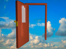 Door of heaven Royalty Free Stock Photo