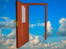 Door of heaven Royalty Free Stock Photo