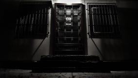 Door of Hell Stock Image