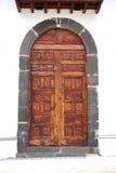 Door of hermitage Stock Image