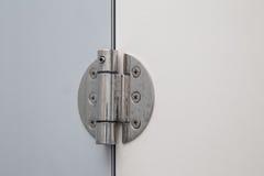 Door hinges Stock Photography