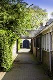 A Door In Holland Stock Image