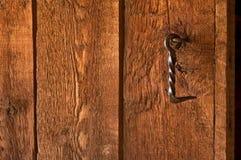 Door hook Stock Photo