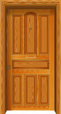 Door illustration Stock Photo