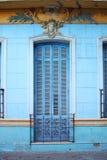 Door In La Boca District In Buenos Aires Royalty Free Stock Photos