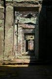 Door inside another Royalty Free Stock Photos