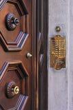 Door intercom Stock Photography