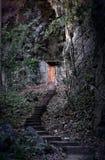 Door Into The Dark Mountain Stock Image