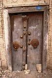 Door in Iran Royalty Free Stock Image