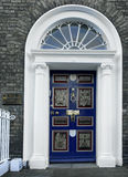 Door in Ireland Royalty Free Stock Photos