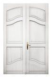 Door isolated Royalty Free Stock Photos