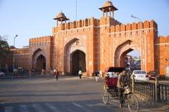 Door of Jaipur, Rajasthan Stock Photography