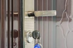 Door keys Royalty Free Stock Photo