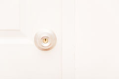 Door knob Royalty Free Stock Image