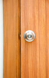 Door knob Royalty Free Stock Photography