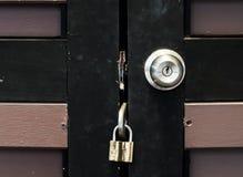 Door knob. Close up of Door knob Royalty Free Stock Image