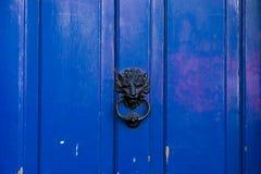 Door knob. Close up view of a door knocker Stock Image