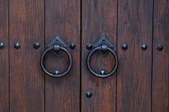 Door knob Royalty Free Stock Photo