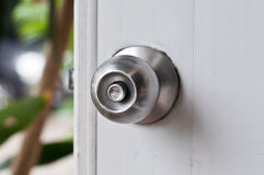Door knob. Stock Image