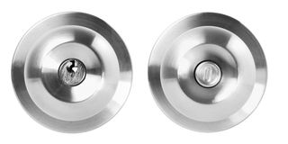 Door knobs Stock Image