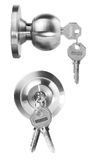 Door knobs Stock Photos