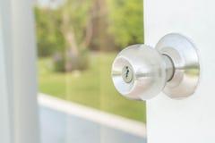 Door knobs Stock Photos