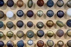 Door knobs Royalty Free Stock Photo