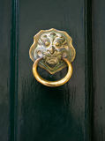 Door knocker Stock Image