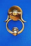 Door knocker. Close up of door knocker Royalty Free Stock Images