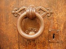 Free Door Knocker Royalty Free Stock Image - 3875716