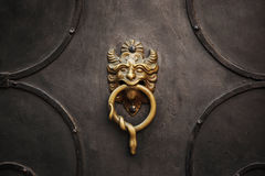 Free Door Knocker Royalty Free Stock Images - 40299839