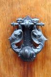 Door knocker. Italian Door knocker, fish shape Stock Images