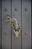 Door knocker Stock Images