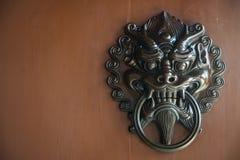 Door Knocker. Accesories Decorate Handle Royalty Free Stock Photography