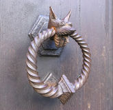 Door knocker. Stock Photos