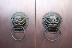 Door knocker Royalty Free Stock Photography